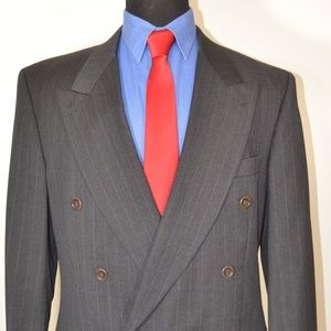 Hugo Boss 40L Sport Coat Blazer Suit Jacket